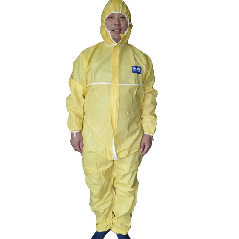 Mr. Safe安全先生 C6 耐强酸碱防护服 (单位:套)