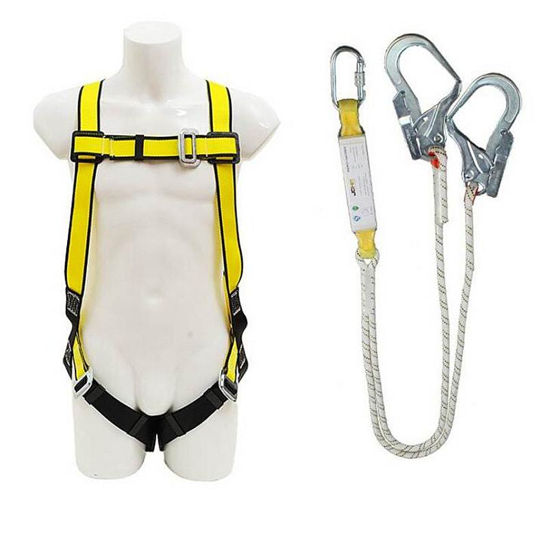 巨环 JHQY-002 安全带含双绳双大钩带缓冲包身体防护 (单位:套)