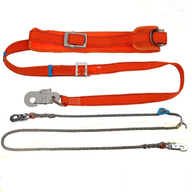 巨环 电工安全带 双控双保身体防护  (单位:条)