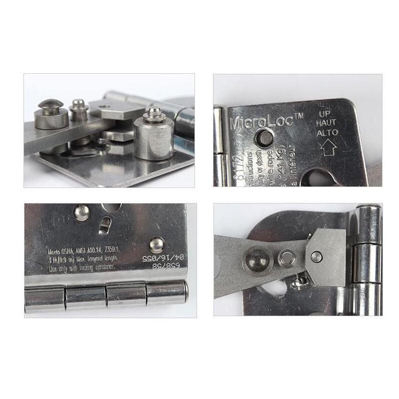 霍尼韦尔8172/U不锈钢自动抓绳器(个)