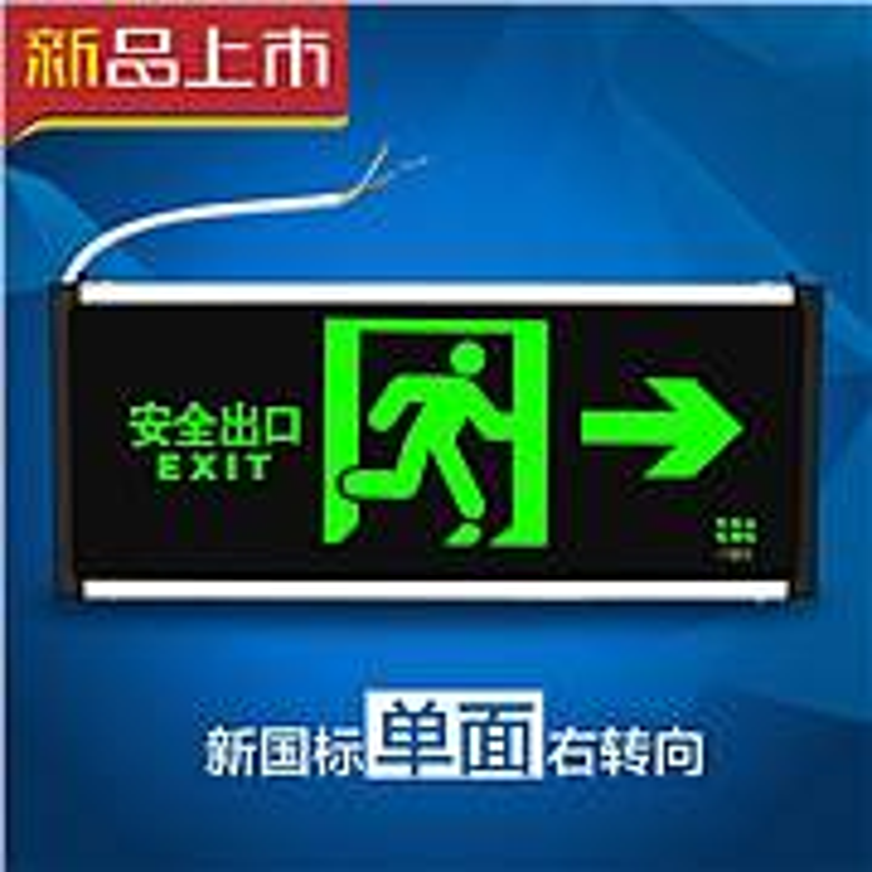 温特孚GOOD-xf2安全出口指示牌绿色(个)