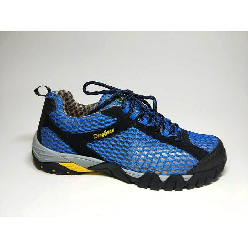 登冠 YD6005-1户外运动鞋男款淡蓝色39 (单位:双)