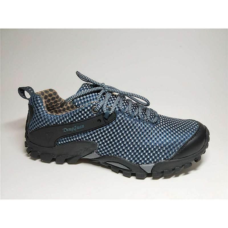 登冠 YD6003户外运动鞋男款灰色46 (单位:双)