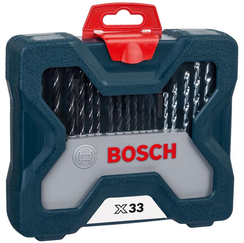 博世 电动工具配件33支混合套装 2607019325(单位:套)