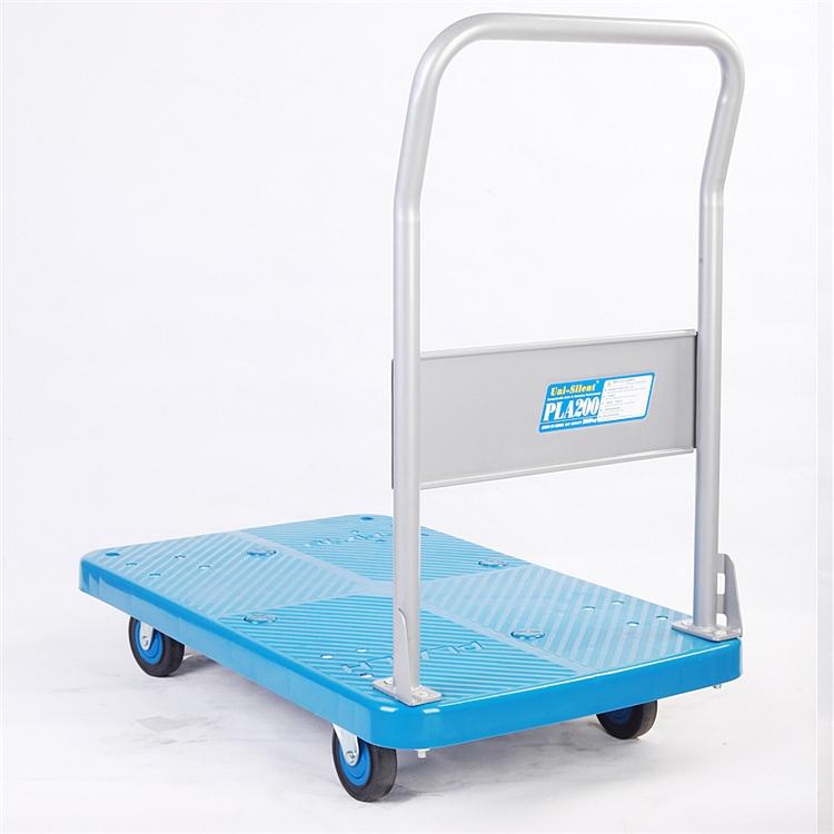 连和 PLA200Y 固定式扶手单层平板车 (单位:辆)