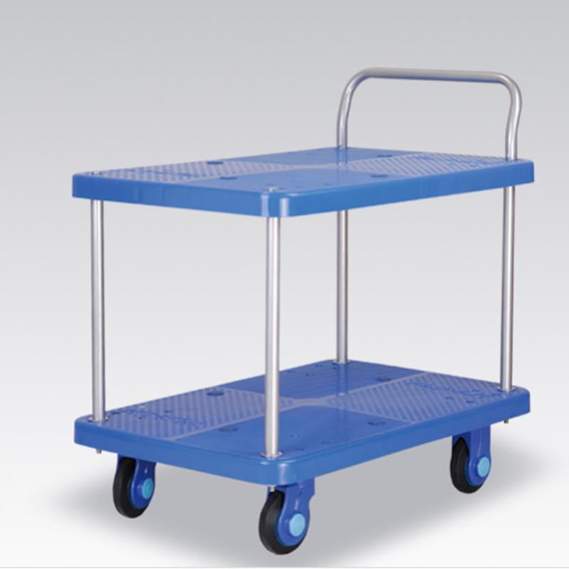 连和 PLA150-T2 双层单扶手平板车  (单位:辆)