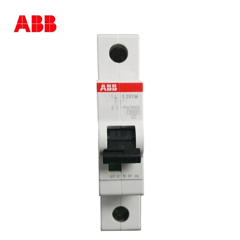 ABB 微型断路器 S201M-C10 10111807 个