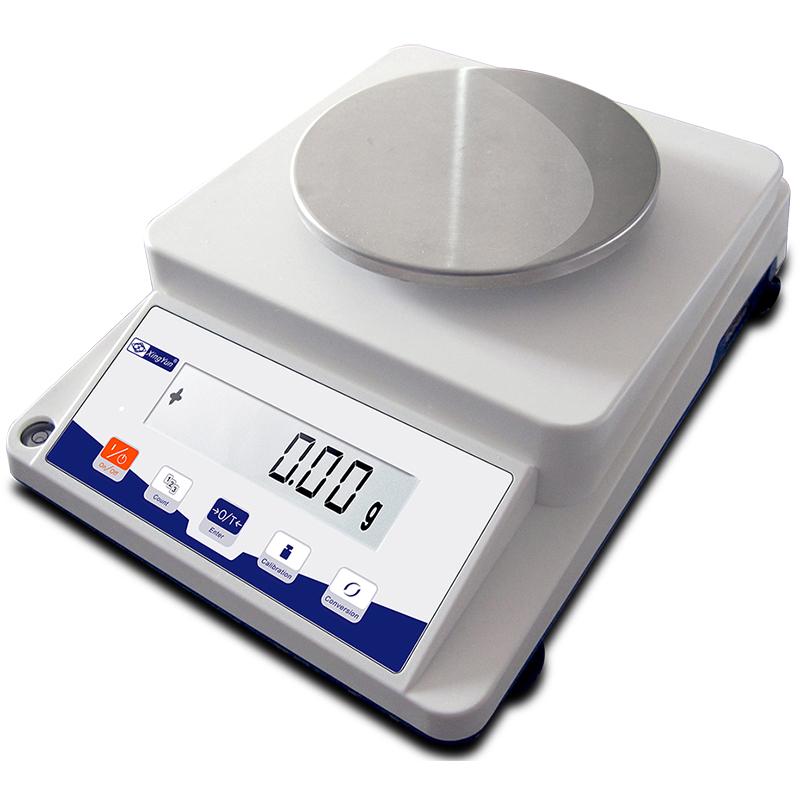 幸运 XY30001B 精密电子天平3100g/0.1g (单位:台)