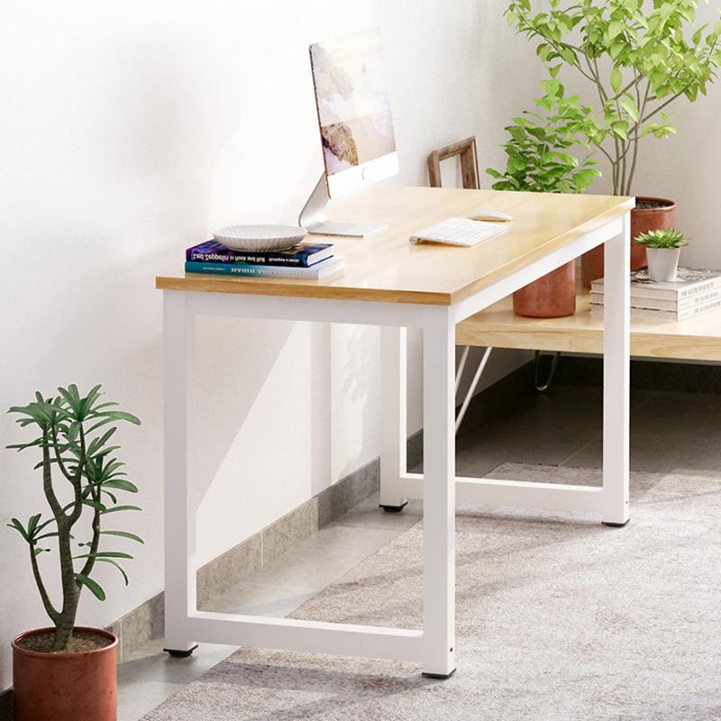 洛克菲勒LK-TB1260简约办公桌书桌1200*600*750mm(单位:张)枫木色