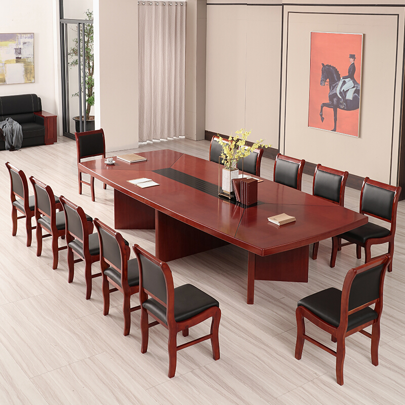 奈高 油漆会议桌长桌2.4米(张)