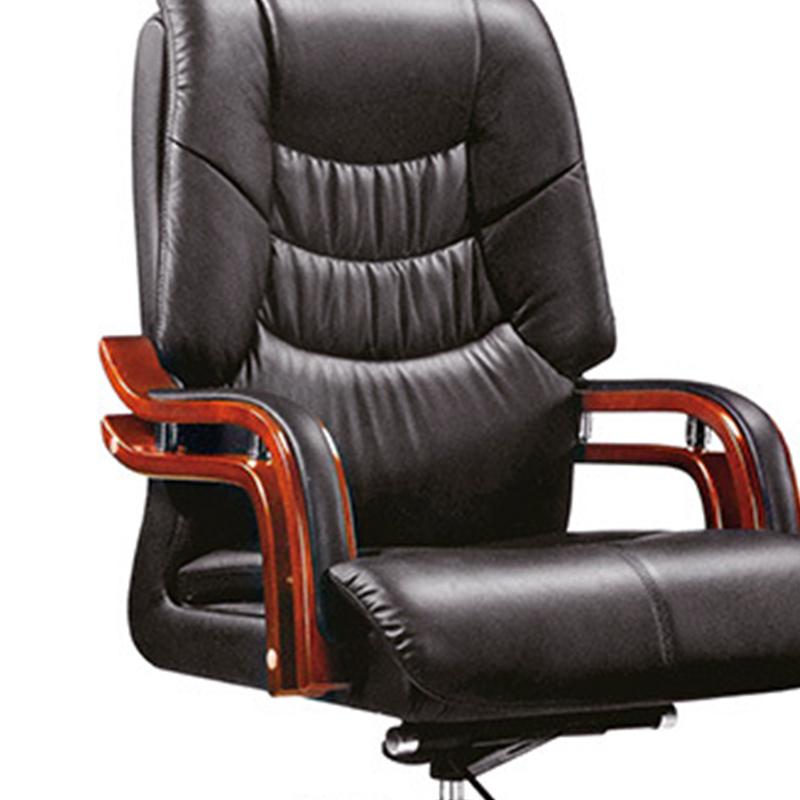 茂楠 1200*670*1200mm老板椅 办公椅 多功能椅子 黑色(把)