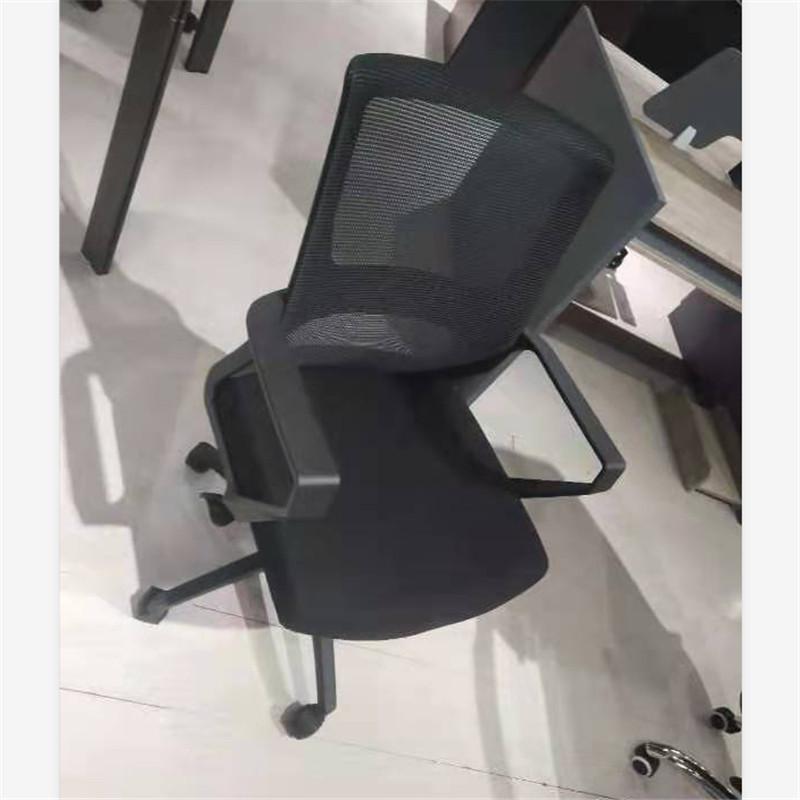 好牧人 ZY-01黑色织布转椅(把)