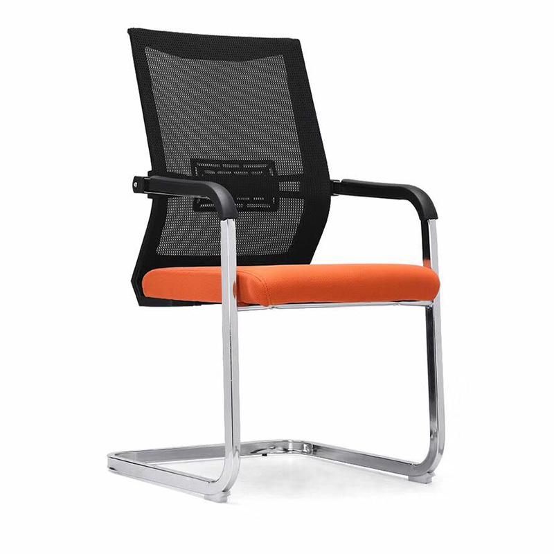 洛克菲勒LK-CH3002弓形椅职员椅会议椅610*650*990mm(把)