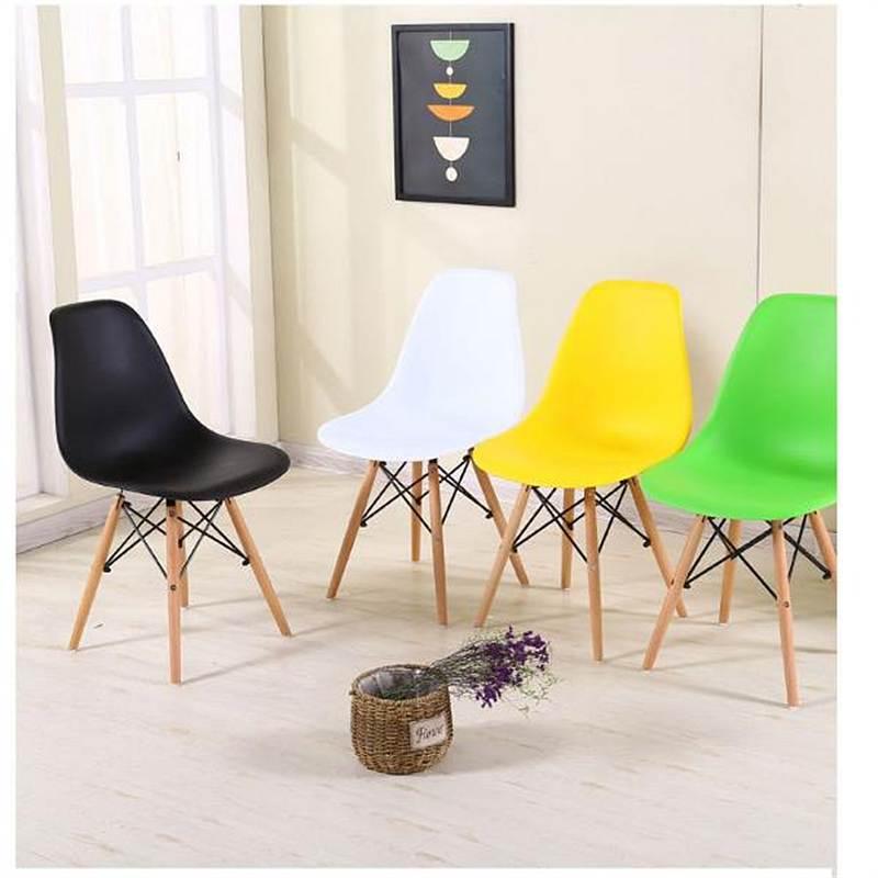 钱柜 QG100002666492 休闲咖啡椅 硬塑面 黑色 (单位:把)