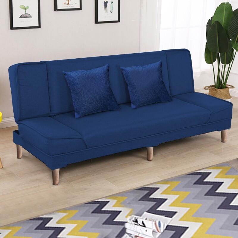工来工往BYSF05布艺沙发沙发床两用折叠床多功能1.8m+2个抱枕(个)
