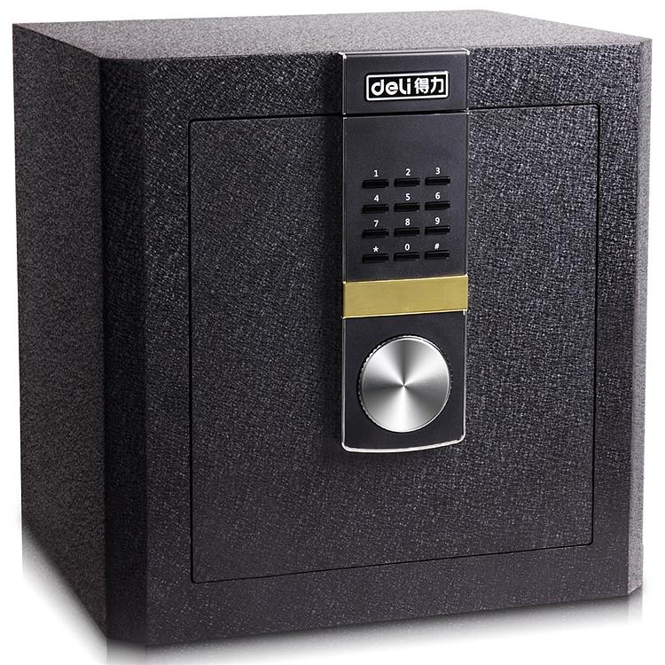 得力 4048 电子密码保险箱  (单位:台) 黑色