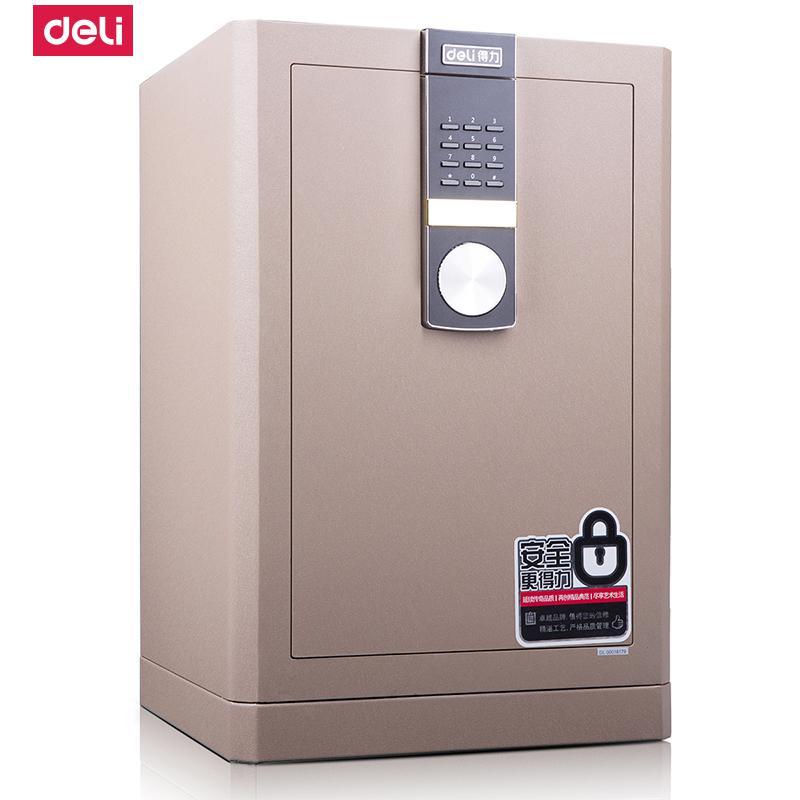 得力4043电子密码保险柜(浅棕)(单位:台)