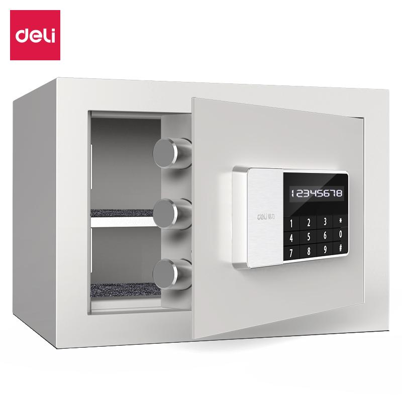 得力(deli)92619电子密码保管箱(单位:台)白