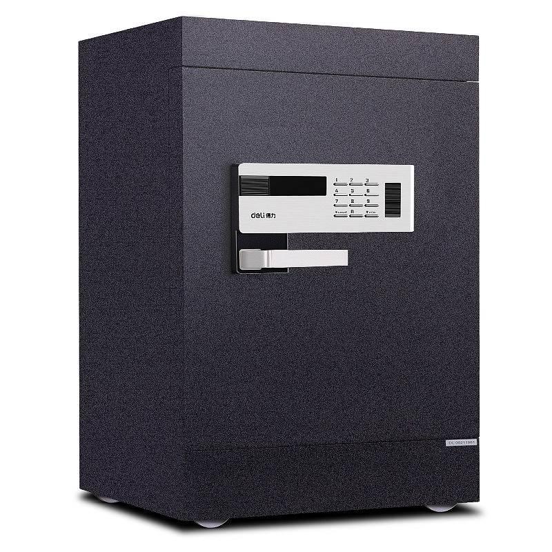 得力(deli)4090电子防盗保险箱(单位:台)黑