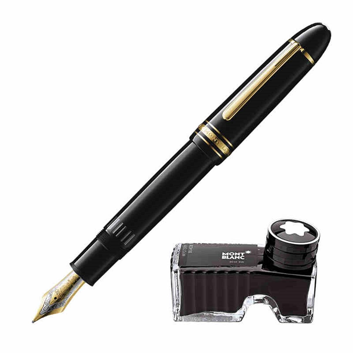 万宝龙 149 大班系列豪华型礼盒墨水笔 (单位:支)