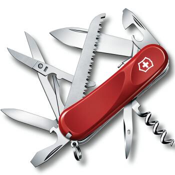 维氏2.3913.SE瑞士军刀红色德莱蒙(把)
