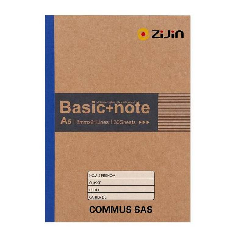得力定制W7672无线本笔记本-30页-A5(单位:本)深蓝色