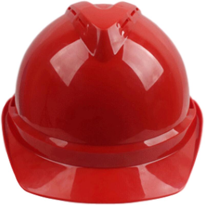 MSA/梅思安 10172479 V-Gard ABS豪华型安全帽定制 混色(单位:顶)