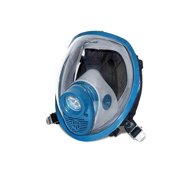海固 HG-800 全面罩防毒面具 宝蓝灰(单位:个)