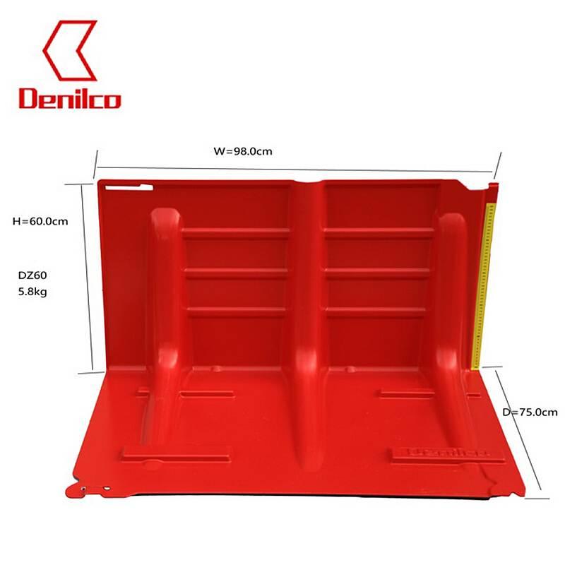 Denilco DZ60防洪板直板(单位:片)