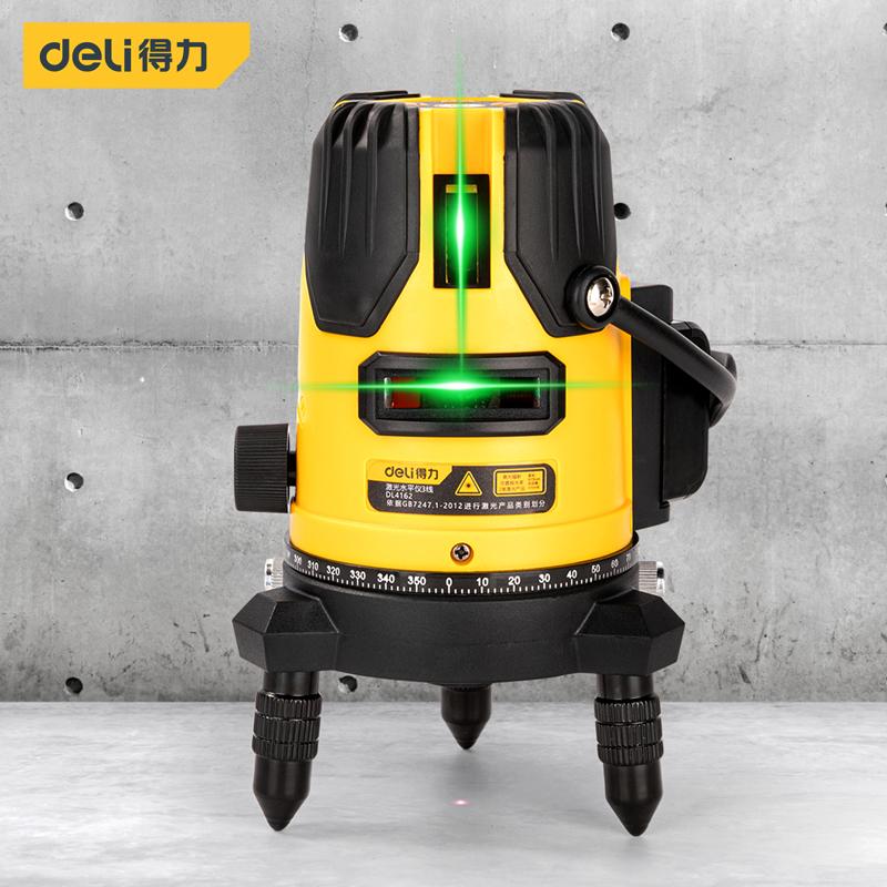 得力工具DL4162激光投线仪(3线)3线(单位:台)